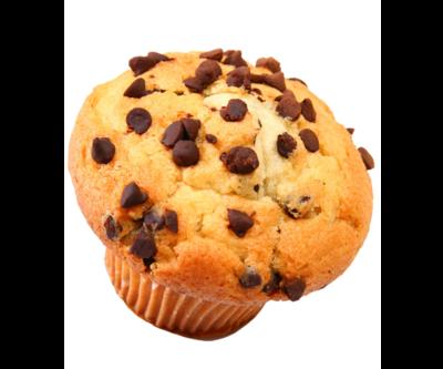 Muffin Vanille pépite de chocolat