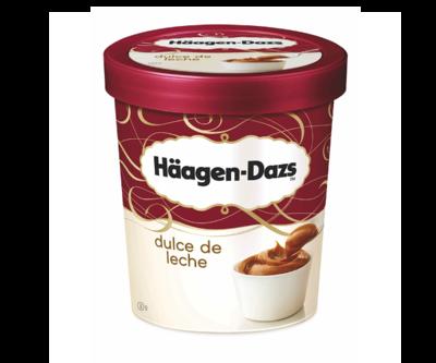 """""""HÄAGEN DAZS"""" Dulche de leche"""