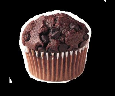 Muffin Chocolat pépites de chocolat