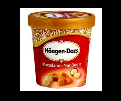 """""""HÄAGEN DAZS"""" Macadamia"""