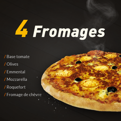 4 Fromages