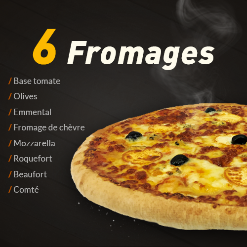 6 Fromages