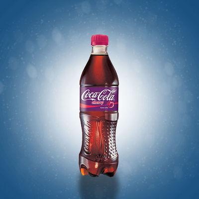 Coca-Cola Cherry 50cl